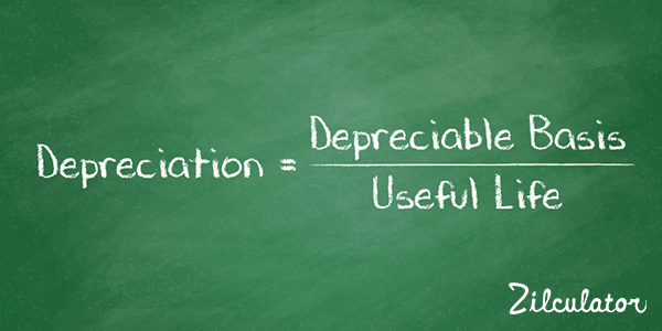 Depreciation: Real Estate Analysis